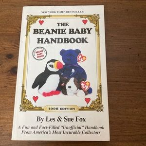 The Beanie Baby Handbook 1998 ed. by Les & Sue Fox